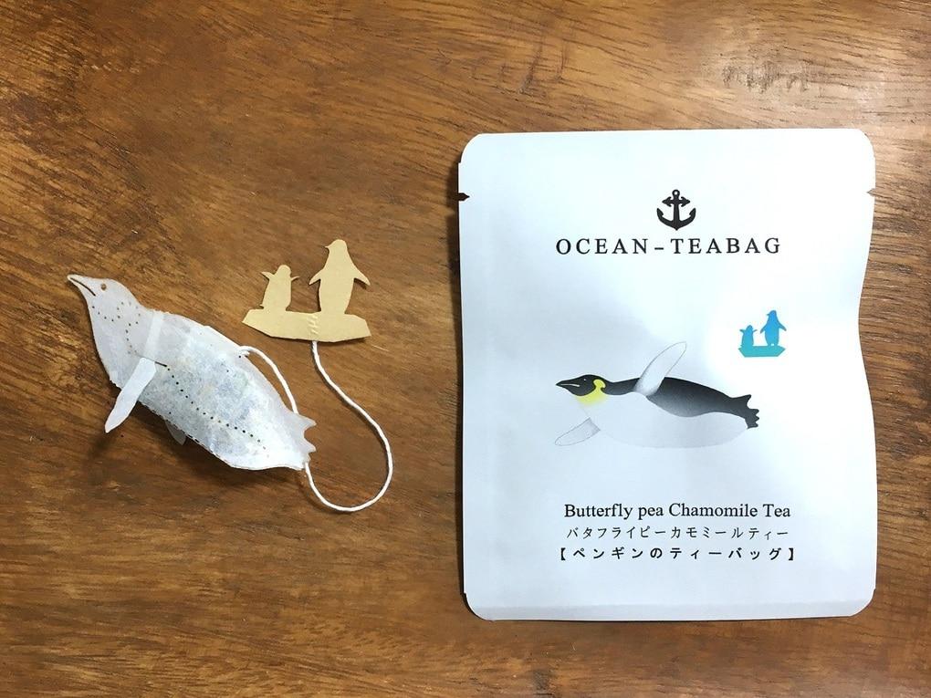 17 1 - Японская компания сделала чайные пакетики в виде существ, которыми можно удивить и напугать гостей