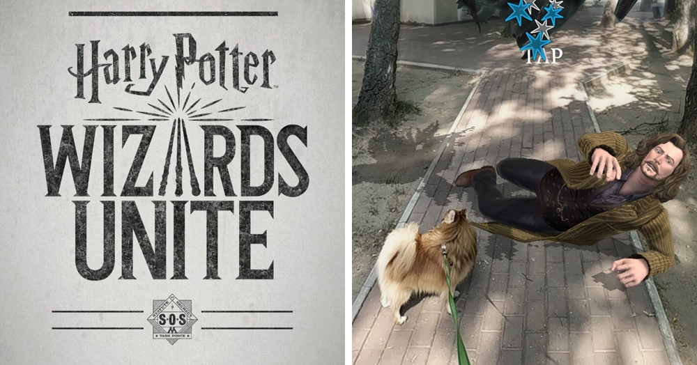 Вышла игра по миру Гарри Поттера с дополненной реальностью: чего ждать, как играть и где скачать