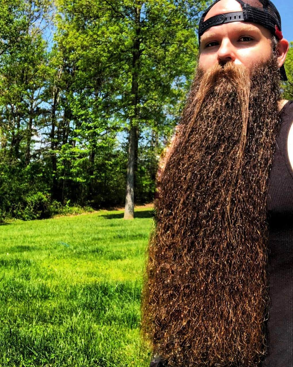 31198334 189539848338664 6740464396658540544 n - Американец хотел бороду, чтобы быть пиратом. Но переборщил, и теперь у него Бородища с большой буквы