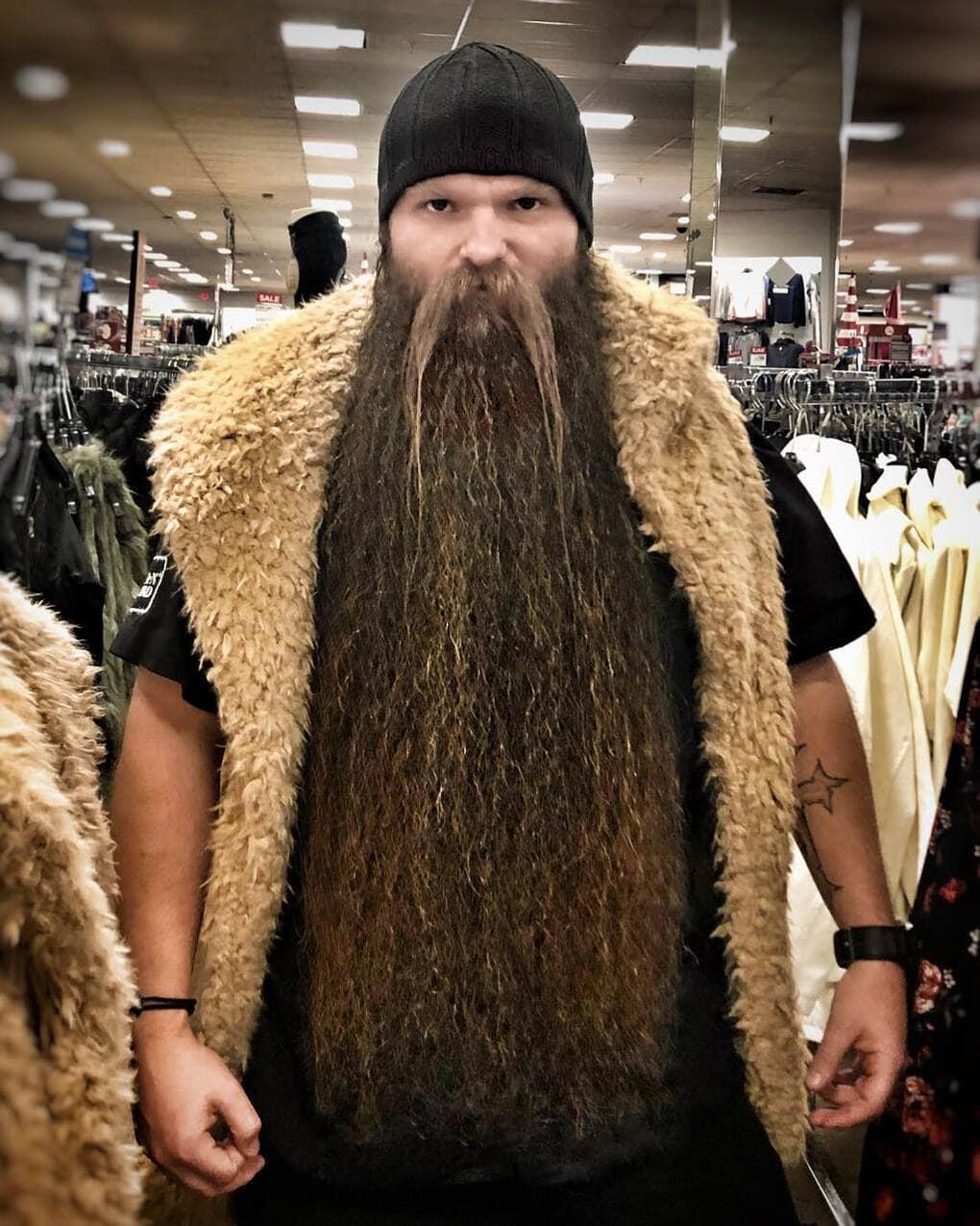 43675269 185036959002113 4439405667670504377 n - Американец хотел бороду, чтобы быть пиратом. Но переборщил, и теперь у него Бородища с большой буквы