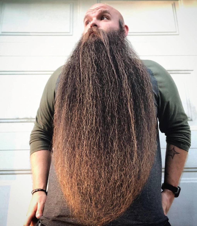 58453482 2955777131106775 3149469098938792655 n - Американец хотел бороду, чтобы быть пиратом. Но переборщил, и теперь у него Бородища с большой буквы
