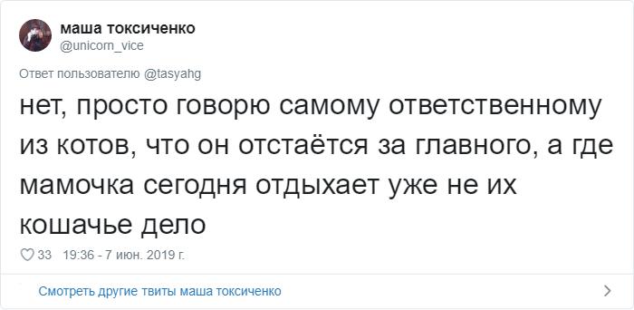 bez nazvaniya 10 3 - «Охраняй. Котов домой не води»: люди рассказывают, что говорят своим питомцам перед уходом из дома