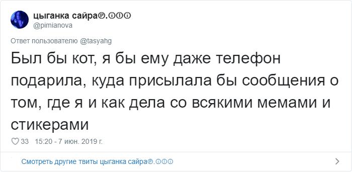 bez nazvaniya 31 2 - «Охраняй. Котов домой не води»: люди рассказывают, что говорят своим питомцам перед уходом из дома
