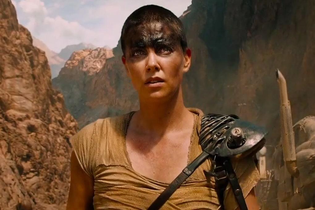 charlize theron mad max fury road - 10 знаменитых актрис, которые побрились налысо для съёмок в фильме
