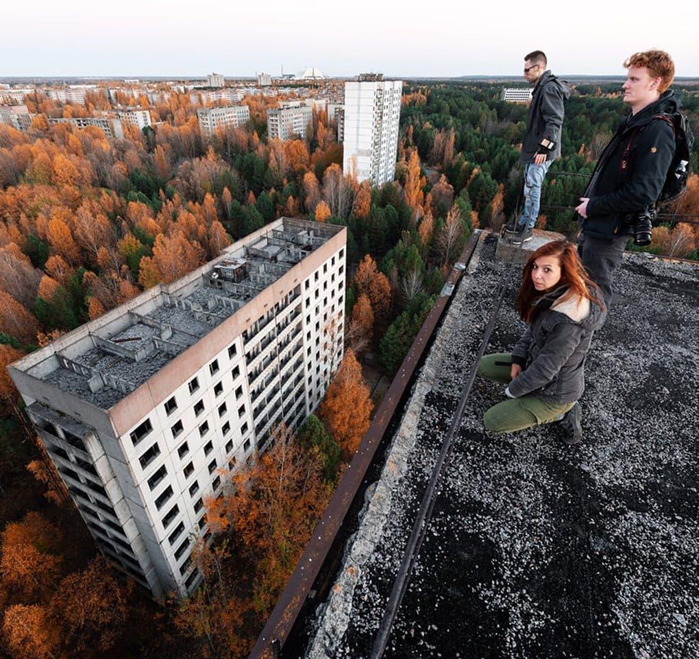 Картинки из чернобыля