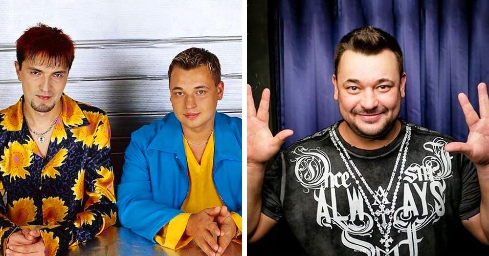 17 российских музыкальных групп в начале своей карьеры и сейчас