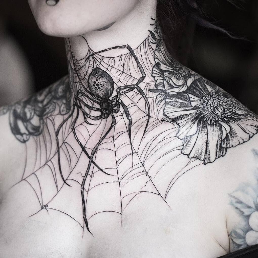 danielbacz 14550165 316874008695212 4330890630097010688 n - 30 татуировок, которые стали украшением на шее у своих владельцев