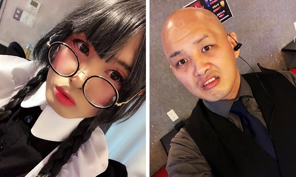 favypvreaonpglrshdoshh - Японские косплееры устроили флешмоб и показали, как выглядят в образе и в обычной жизни