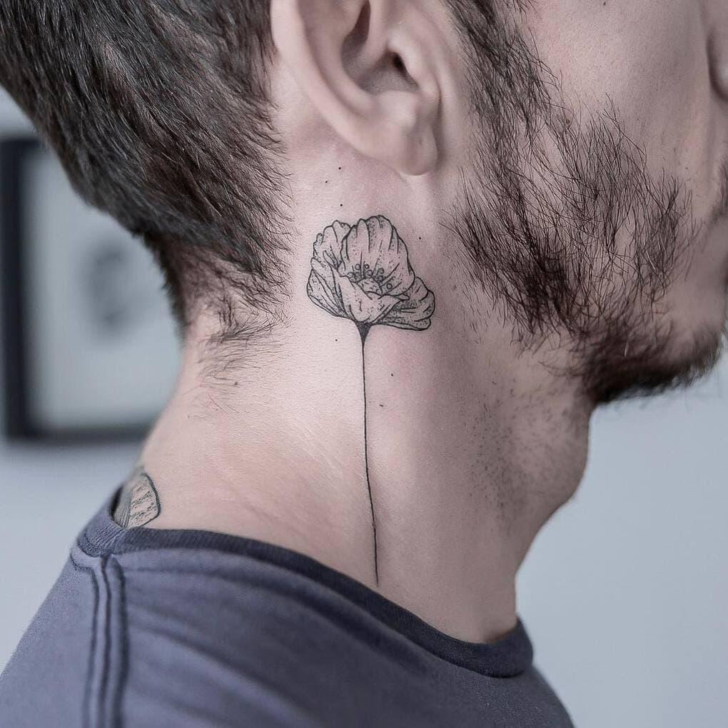 frankdotwork 51985953 806796456345930 6992131664230466172 n - 30 татуировок, которые стали украшением на шее у своих владельцев