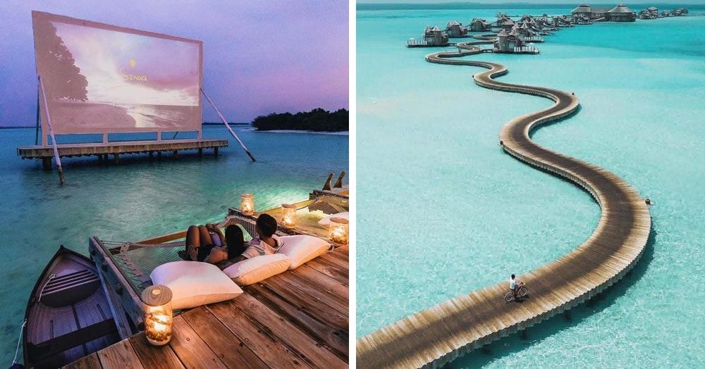 15 фотографий, которые доказывают, что Мальдивы – это райское место