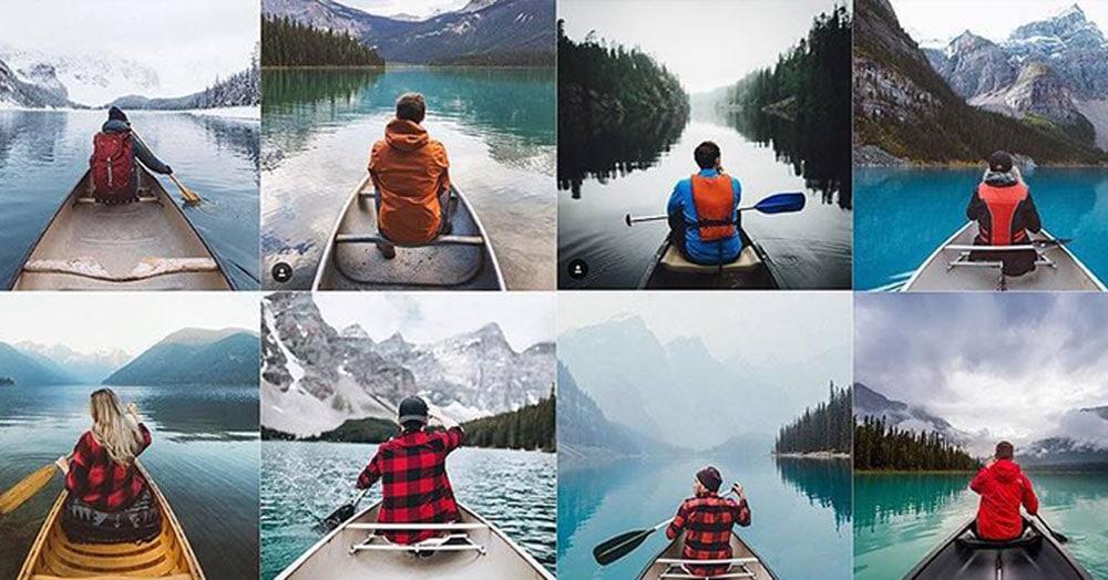 20 фотографий из Инстаграма, которые вы точно где-то видели. Потому что их повторяют все