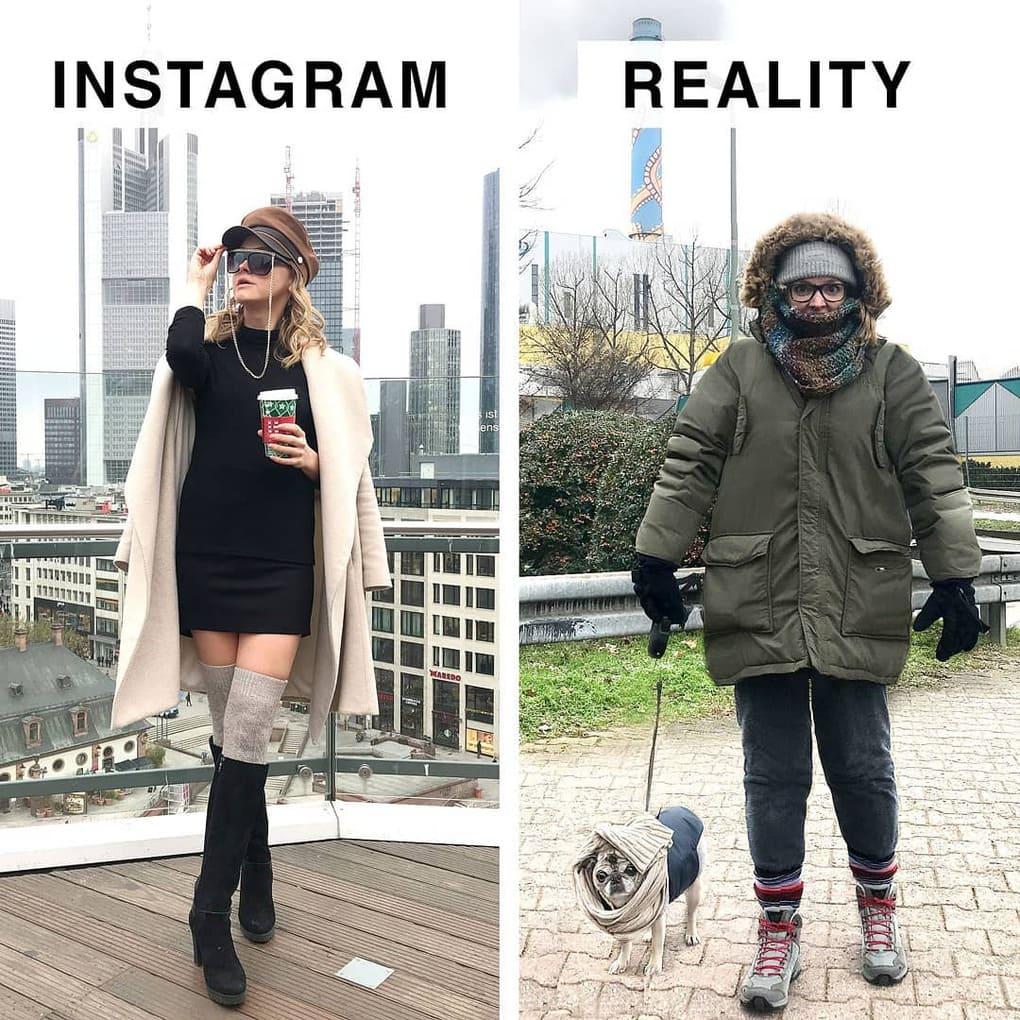 geraldinewest 49403793 224687001769287 6159215481825407130 n - Девушка из Германии показывает, как выглядят идеальные снимки за пределами Инстаграма