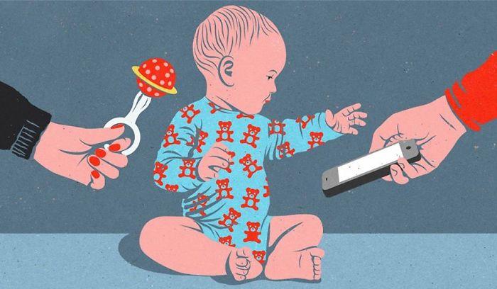 john holcroft 27 5d073db1d61f1  700 - 28 злободневных иллюстраций, которые кричат о проблемах современного общества