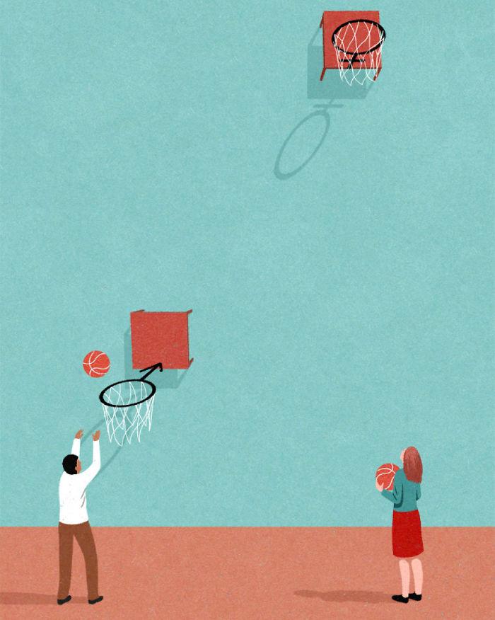 john holcroft 36 5d073dd112bfe  700 - 28 злободневных иллюстраций, которые кричат о проблемах современного общества