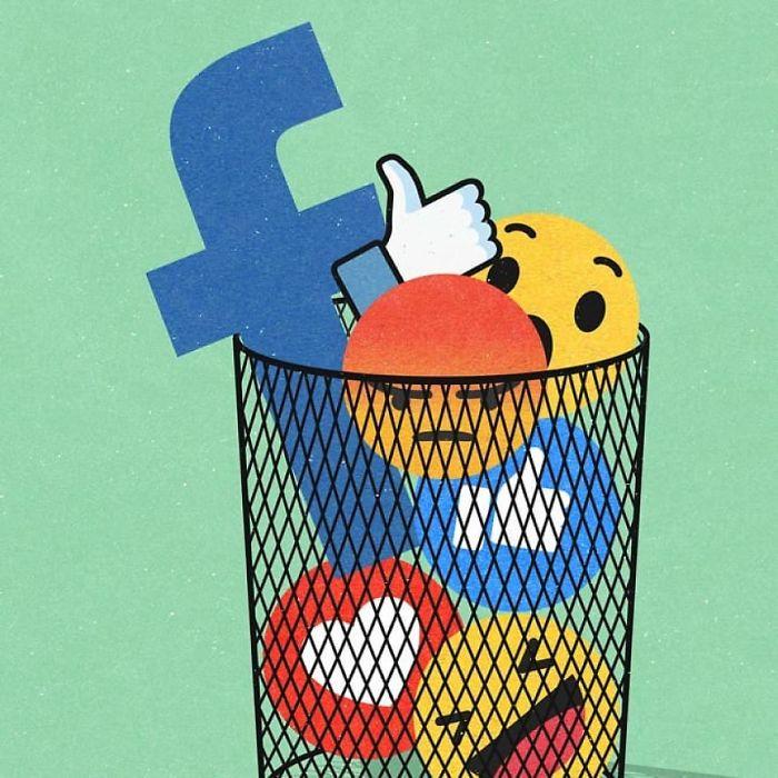john holcroft 46 5d073de4ea8f8  700 - 28 злободневных иллюстраций, которые кричат о проблемах современного общества