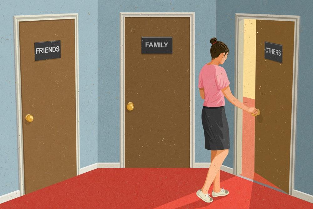 john holcroft doors - 28 злободневных иллюстраций, которые кричат о проблемах современного общества