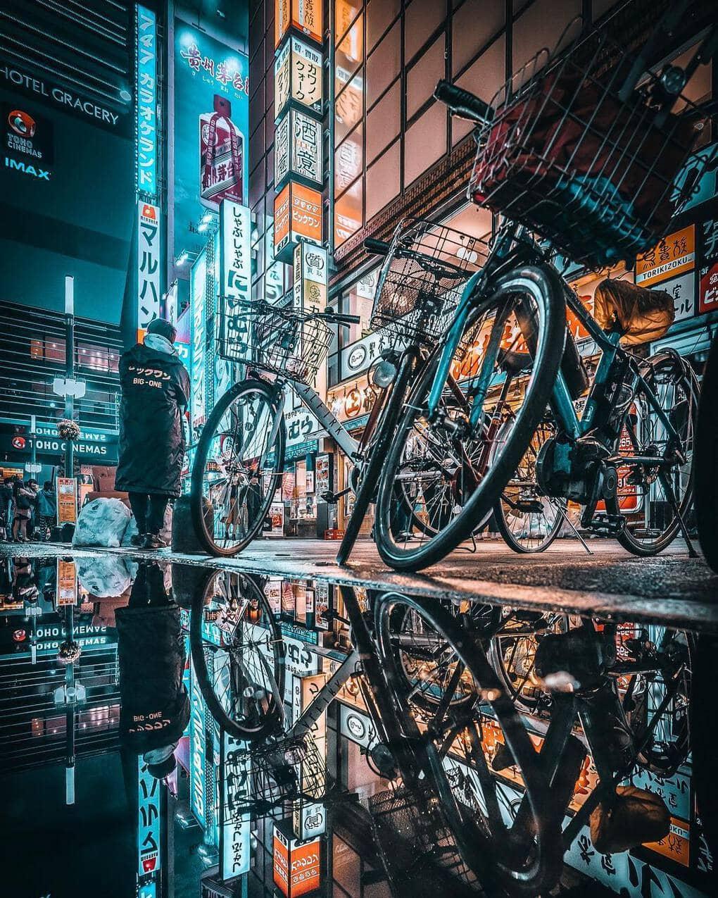 jungraphy 54513205 682570655519442 4558654605032566626 n - 25 работ фотографа из Токио, которые погрузят вас в магическую атмосферу ночных японских улиц