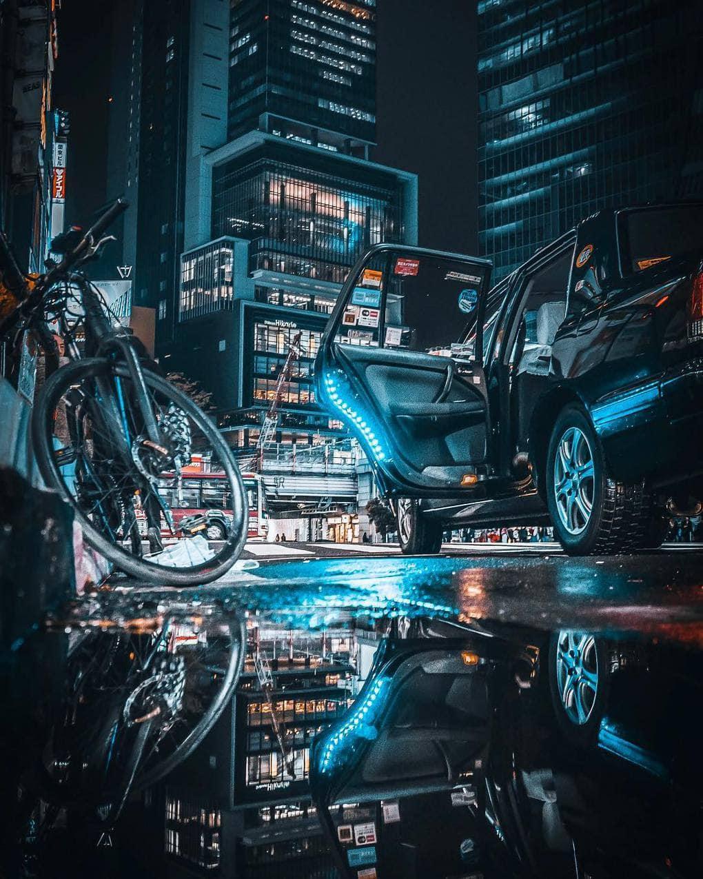 jungraphy 58409942 570601933350081 2282677911876204592 n - 25 работ фотографа из Токио, которые погрузят вас в магическую атмосферу ночных японских улиц