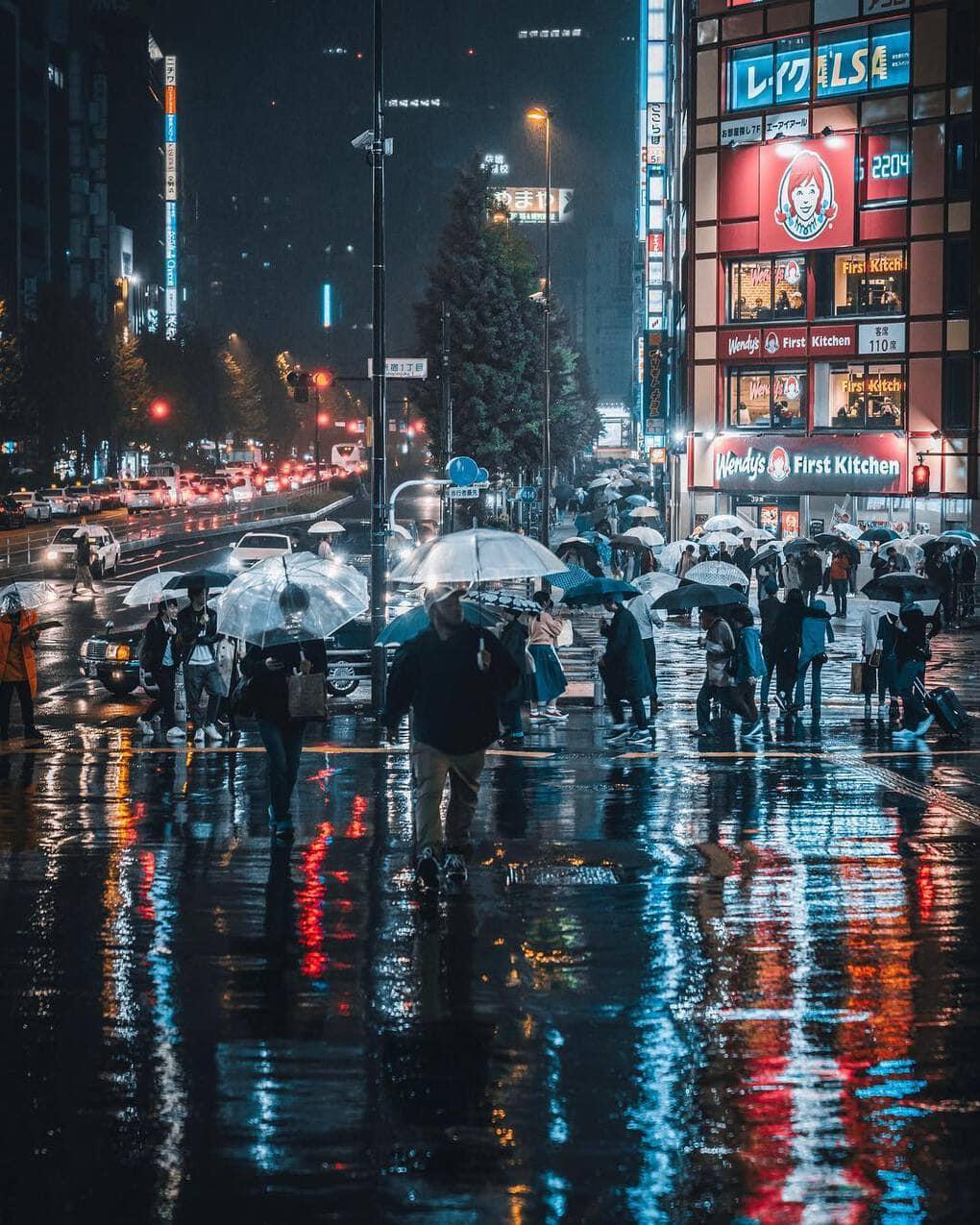 jungraphy 58909979 418961888652560 3008008594016642054 n - 25 работ фотографа из Токио, которые погрузят вас в магическую атмосферу ночных японских улиц