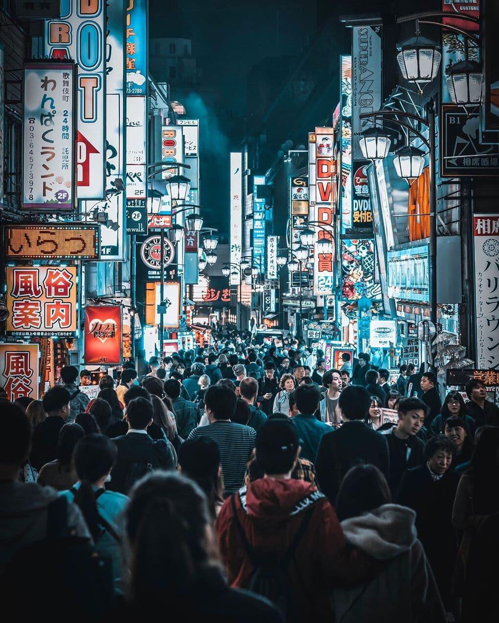 jungraphy 59168561 583415482156662 45805090990840407 n - 25 работ фотографа из Токио, которые погрузят вас в магическую атмосферу ночных японских улиц