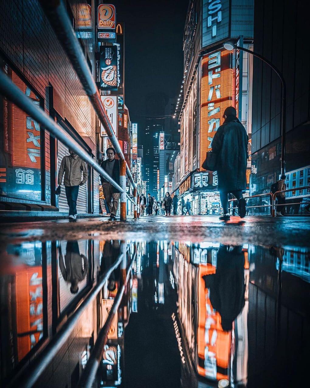 jungraphy 60490947 429287897853297 3732738689457319299 n - 25 работ фотографа из Токио, которые погрузят вас в магическую атмосферу ночных японских улиц