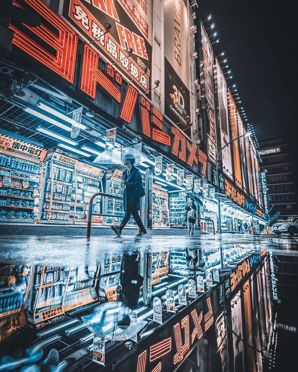 jungraphy 61775492 114569439801834 5586389518854904262 n - 25 работ фотографа из Токио, которые погрузят вас в магическую атмосферу ночных японских улиц