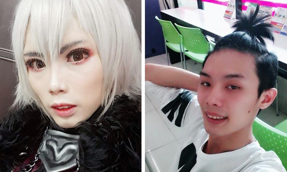 yvaprold - Японские косплееры устроили флешмоб и показали, как выглядят в образе и в обычной жизни