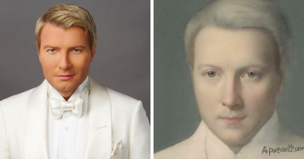 Новый сервис AI Portraits превращает фотографии в портреты эпохи Возрождения. Попробуйте и вы!