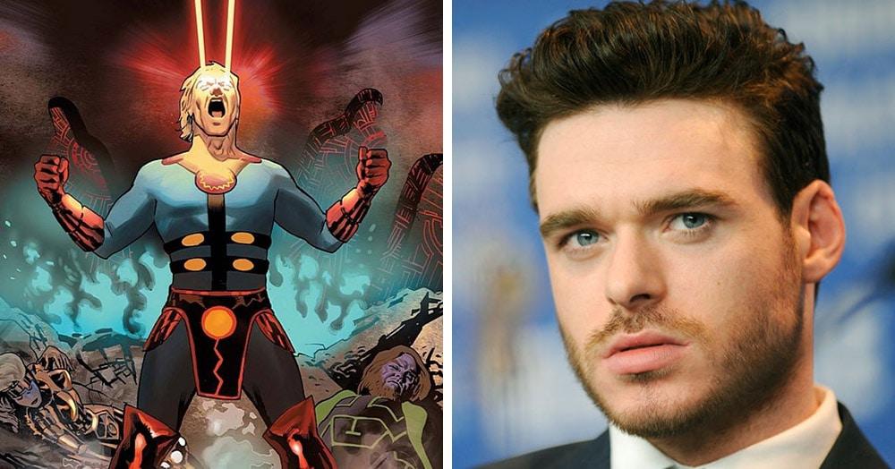 10 знаменитых актёров, которые сыграют в будущих фильмах Marvel