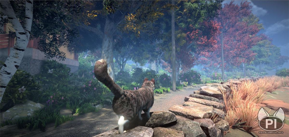 1538 - В сети появились кадры и видео из компьютерной игры про котов. Да, управлять нужно будет котами!
