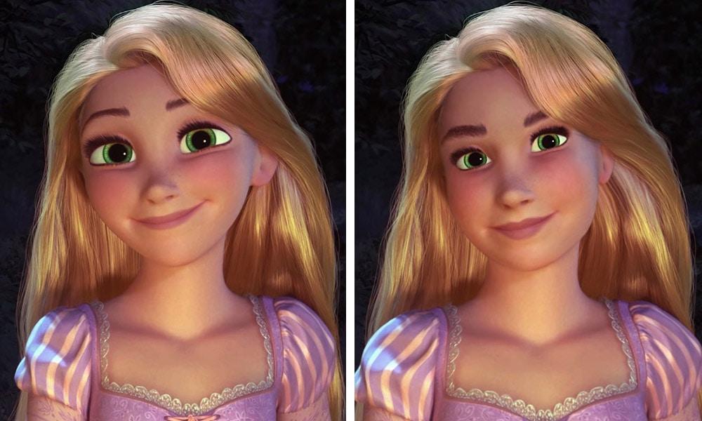 17 1 - Фотошоп-мастер представил, как выглядели бы мультперсонажи, будь их внешность более реалистичной