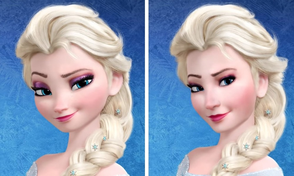 18 2 - Фотошоп-мастер представил, как выглядели бы мультперсонажи, будь их внешность более реалистичной