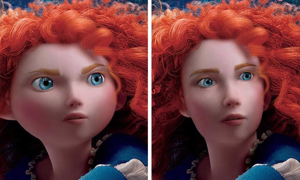 19 1 - Фотошоп-мастер представил, как выглядели бы мультперсонажи, будь их внешность более реалистичной