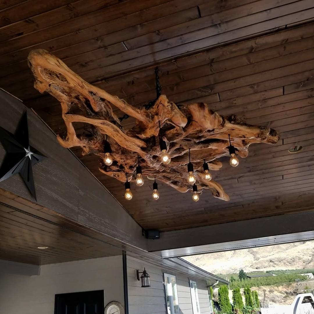 22069797 134987543807897 4416880123085586432 n - Художник из Вашингтона создаёт скульптуры из сухих деревяшек, от которых дух захватывает