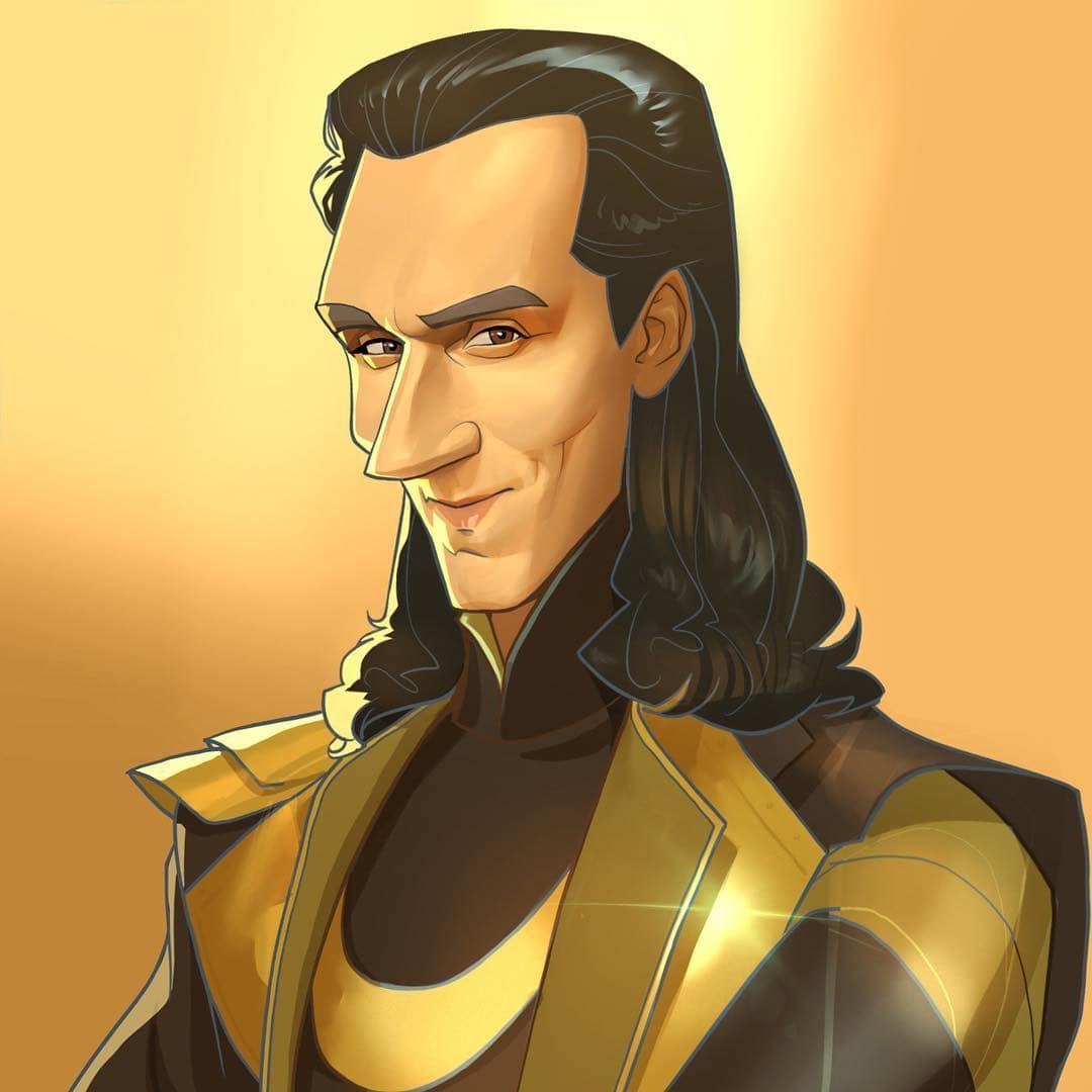 27576072 562873664045802 7594302378979885056 n - 20 героев вселенной Марвел, которых талантливый художник превратил в яркие карикатуры