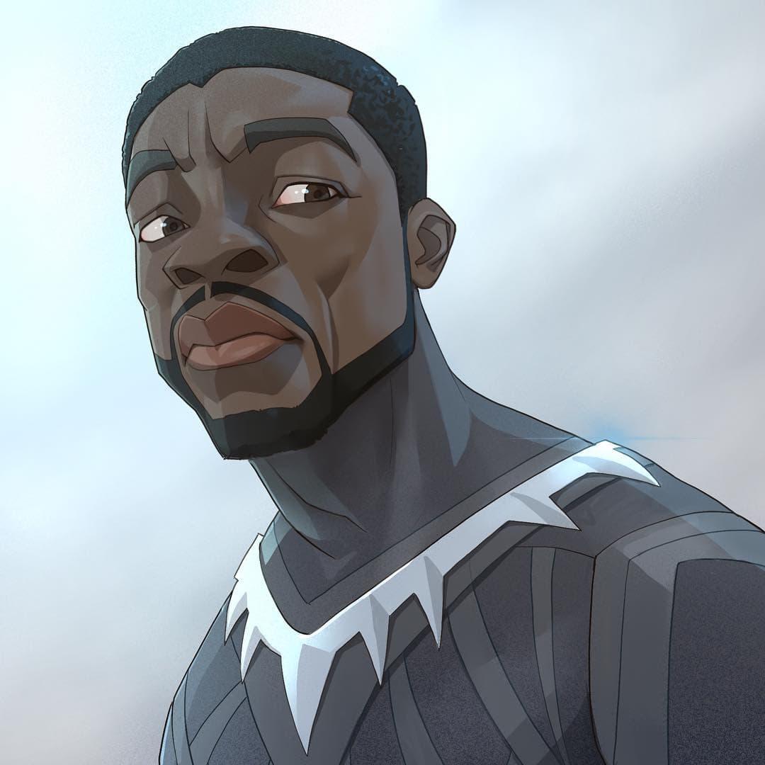 27879562 153543368788711 4558893637634621440 n - 20 героев вселенной Марвел, которых талантливый художник превратил в яркие карикатуры