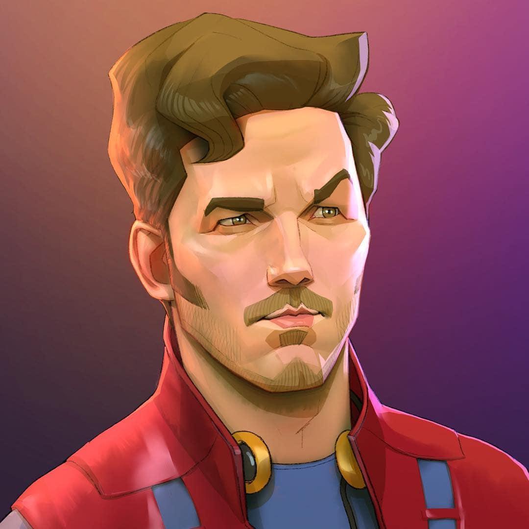 29093904 178909006072146 6281452754879643648 n - 20 героев вселенной Марвел, которых талантливый художник превратил в яркие карикатуры