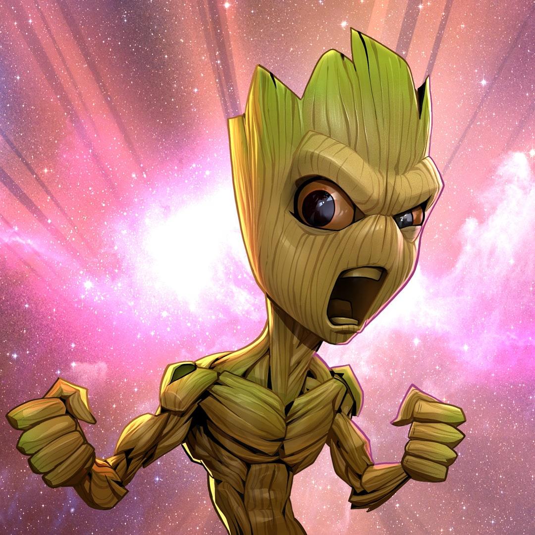 29415484 182187129240387 386340284029468672 n - 20 героев вселенной Марвел, которых талантливый художник превратил в яркие карикатуры