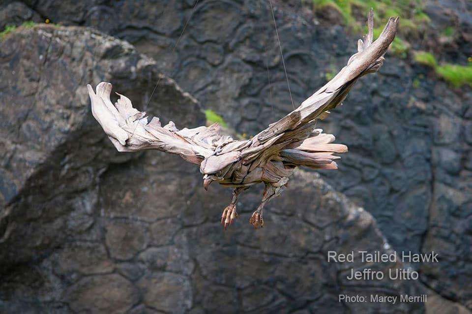 48052527 2018980484856759 3598974489997606912 n - Художник из Вашингтона создаёт скульптуры из сухих деревяшек, от которых дух захватывает
