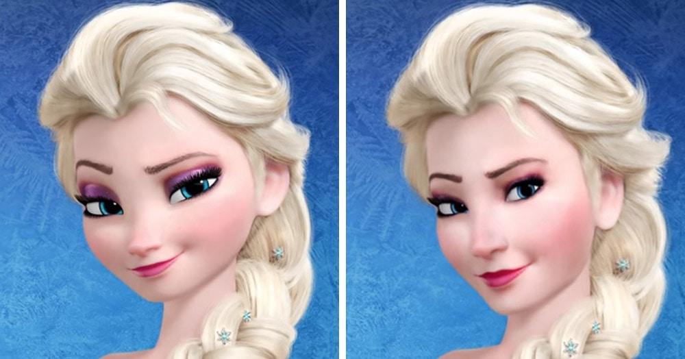 Фотошоп-мастер представил, как выглядели бы мультперсонажи, будь их внешность более реалистичной