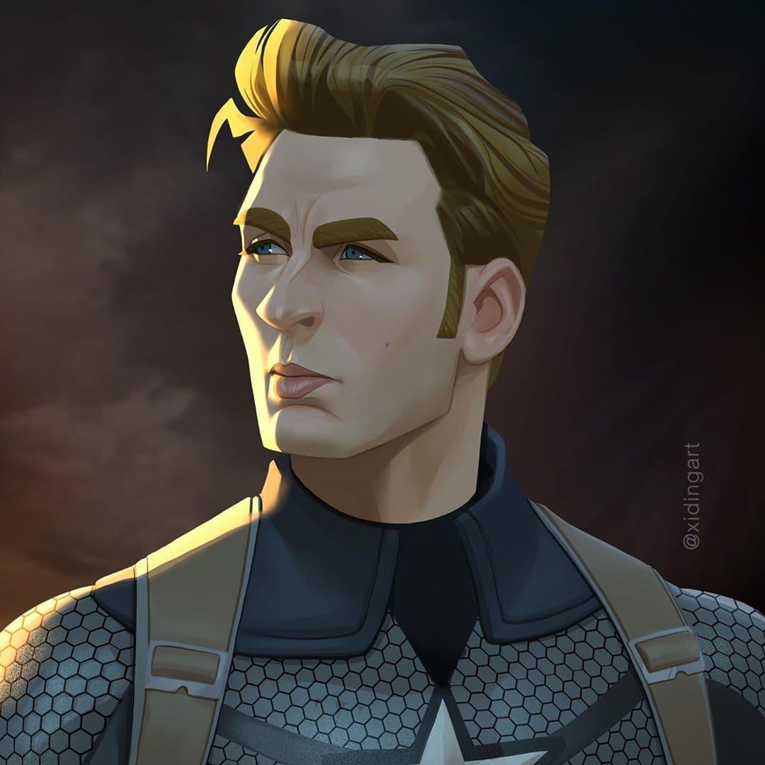 60245267 360348588162926 7365518969957631280 n - 20 героев вселенной Марвел, которых талантливый художник превратил в яркие карикатуры