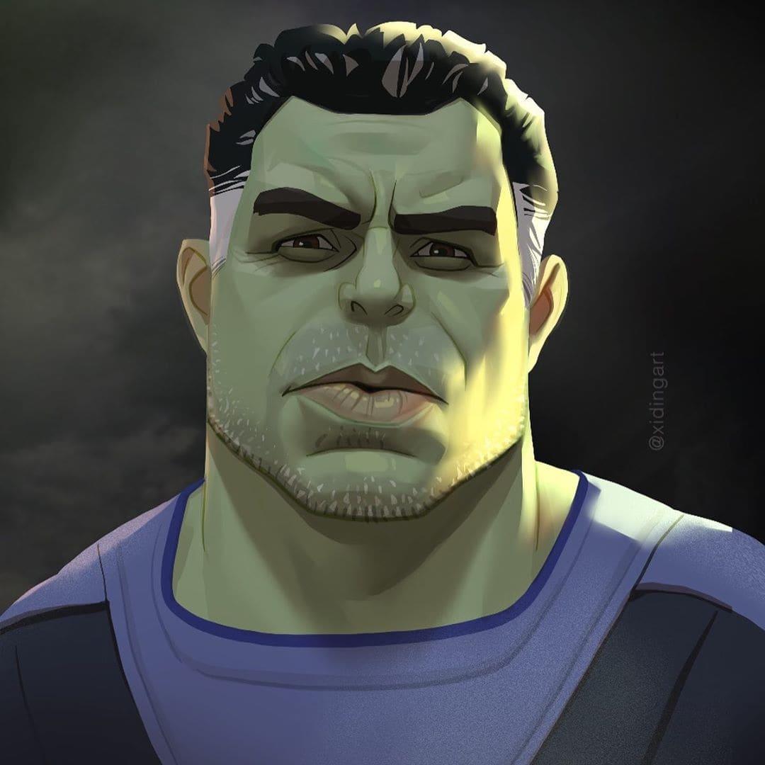 61378587 2396578263734670 4917089711481144799 n - 20 героев вселенной Марвел, которых талантливый художник превратил в яркие карикатуры
