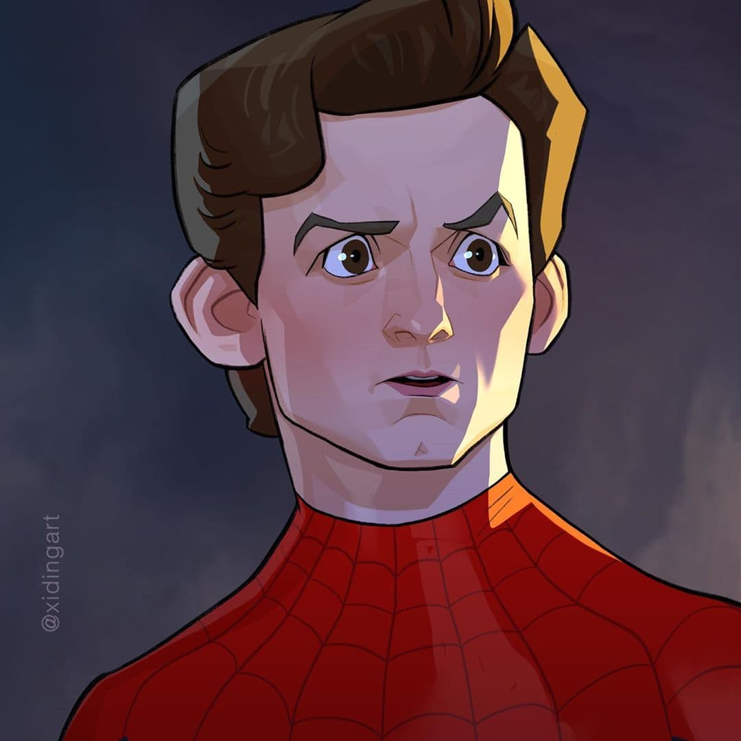 64408647 118712896061391 6378540703613203668 n - 20 героев вселенной Марвел, которых талантливый художник превратил в яркие карикатуры