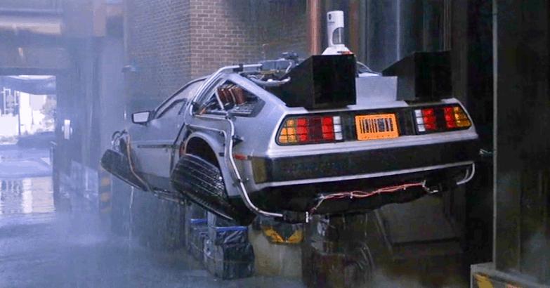Тест: Сможете ли вы угадать фильм по автомобилю?