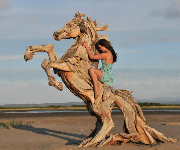 9675 433890003365823 712496636 n - Художник из Вашингтона создаёт скульптуры из сухих деревяшек, от которых дух захватывает