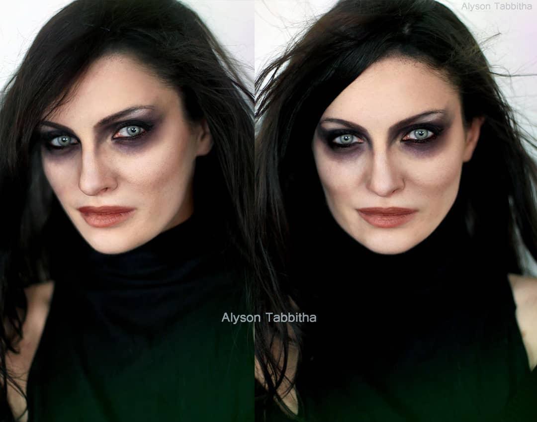 alysontabbitha 38081902 667339040299364 5839036016328966144 n - Девушка один в один повторяет образы знаменитых персонажей, на которых похожа меньше всего