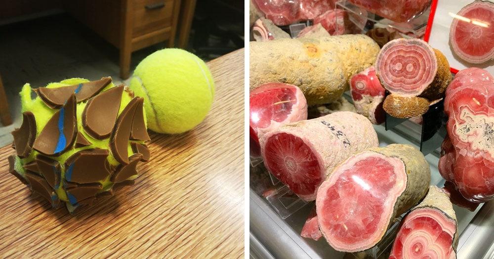 30 несъедобных вещей, которые выглядят настолько аппетитно, что хочется сделать кусь