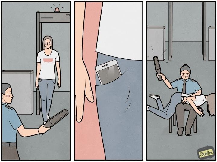 ctijs98 i0 - 25 остроумных комиксов с непредсказуемым сюжетом и тонким юмором
