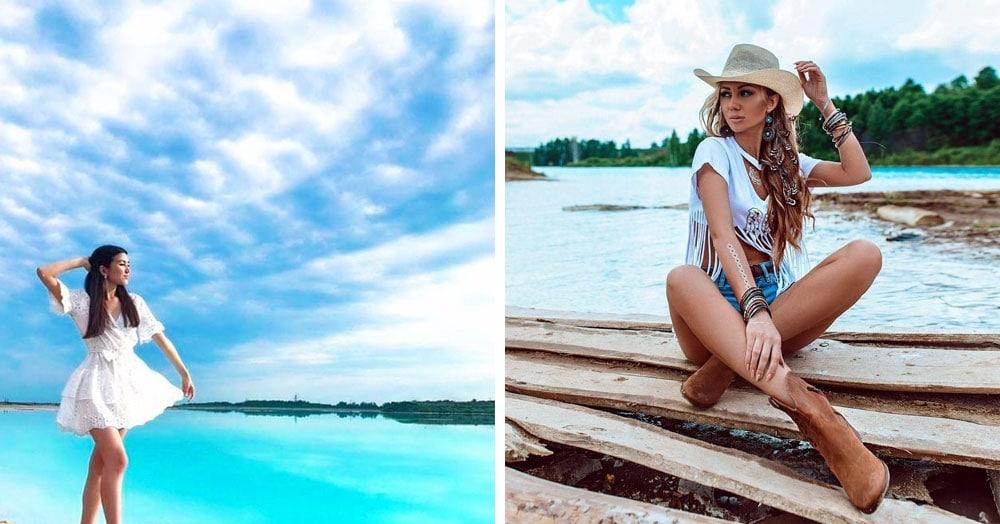 Жители Новосибирска открыли для себя местные Мальдивы. Только купаться там опасно для жизни