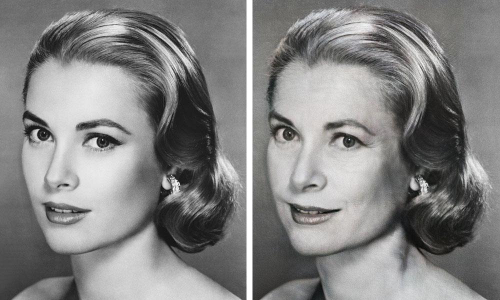 fvyayachprsomirlshdl - 16 примеров того, как выглядели бы в старости знаменитости, которые умерли слишком рано